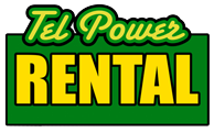 Tel-Power Rental in Bedford Pennsylvania, Altoona, Tyrone, Ebensburg, Johnstown PA