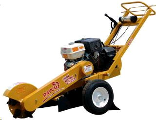 Where to find GRINDER, STUMP 13HP  RAYCO in Altoona
