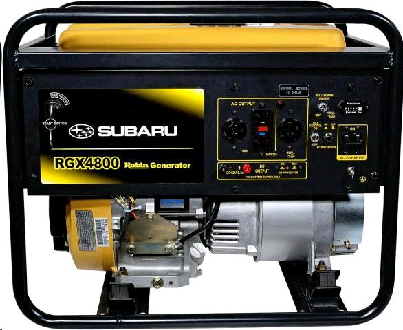 Where to find GENERATOR, SUBARU RGX4800 in Altoona