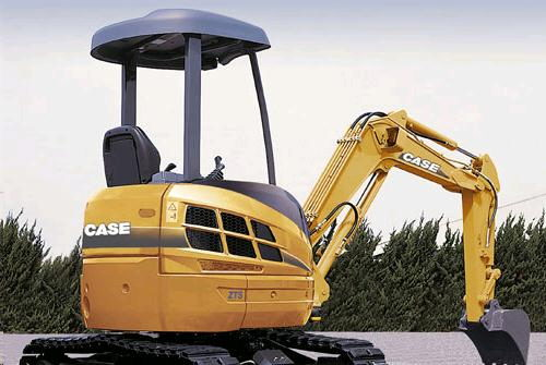 Where to find EXCAVATOR, MINI in Altoona